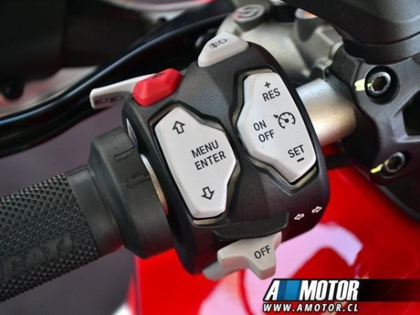 Ducati Multistrada S año 2016