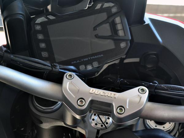 Ducati Multistrada S/T año 2016
