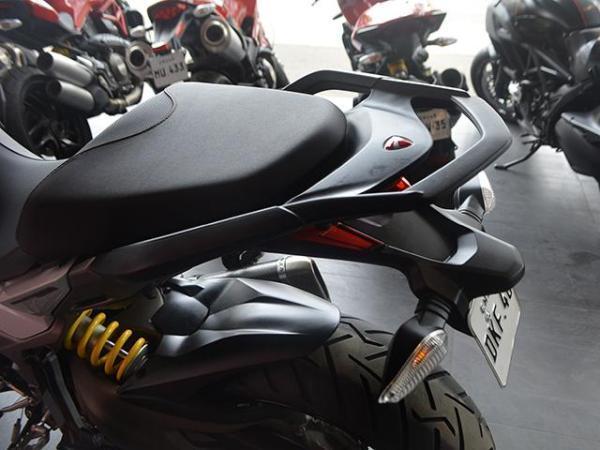 Ducati Multistrada 1200S WHITE año 2016