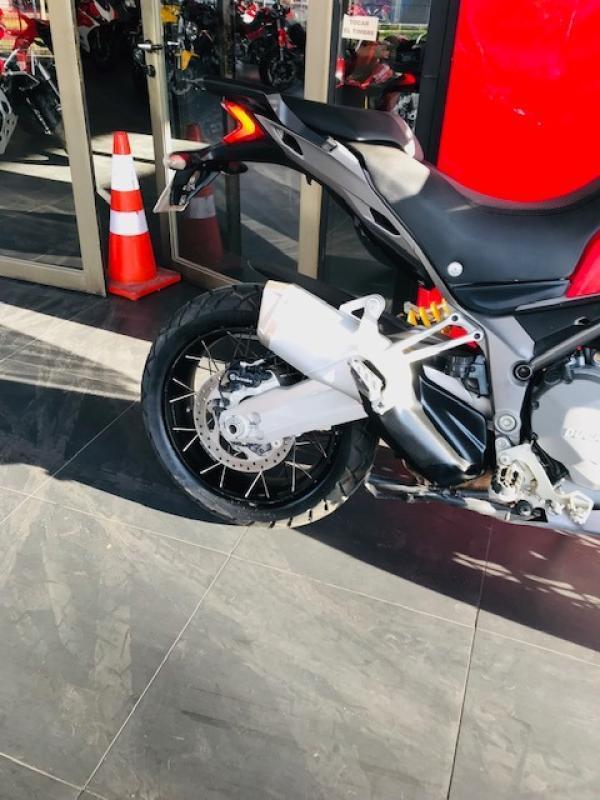 Ducati Multistrada ENDURO año 2017