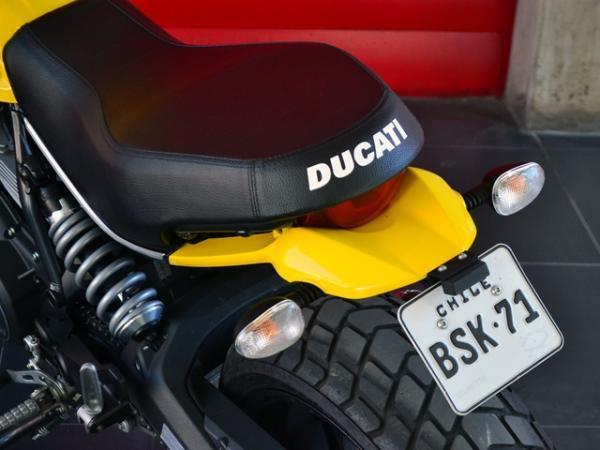 Ducati Scrambler  año 2015