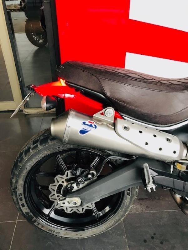 Ducati Scrambler ICON ICON año 2015