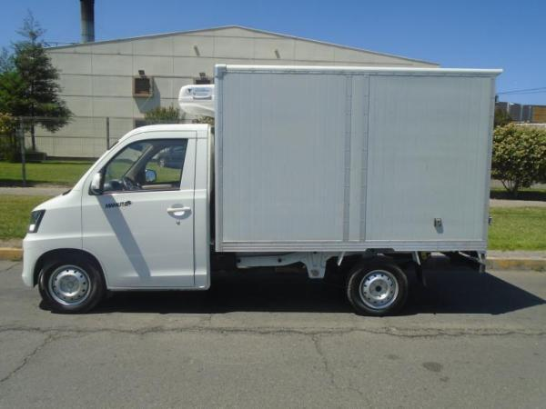 FAW T80 CARGO BOX 4X2 año 2019
