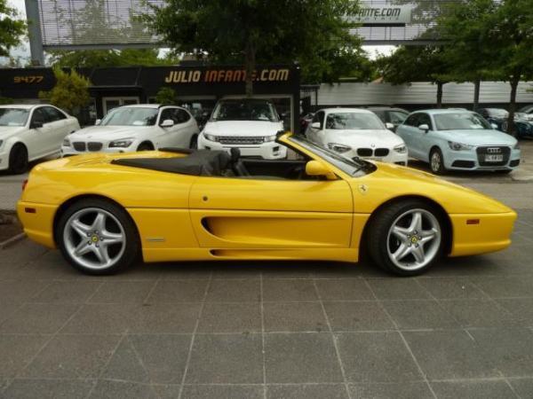 Ferrari 355 Spider 355 Spider 6 veloc año 1999