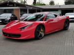 Ferrari 458 $ 122.900.000