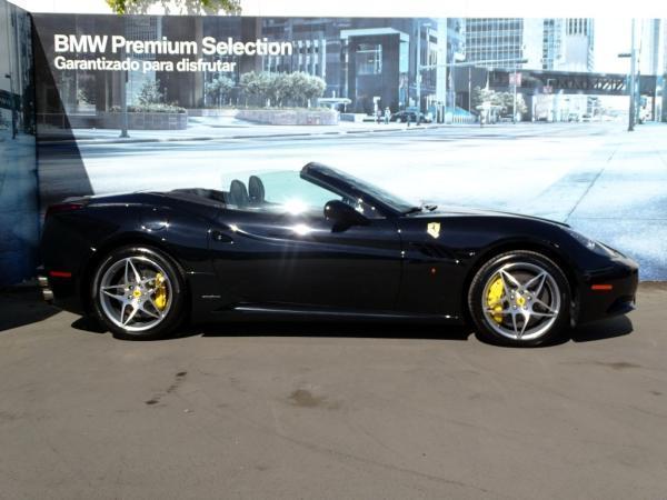 Ferrari California DCT 4.3 año 2012