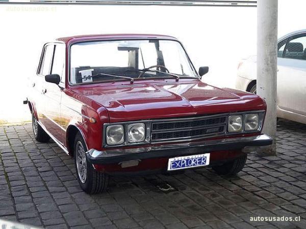 Fiat 125 1.6 MT SPECIAL año 1971