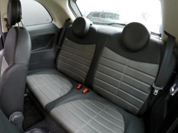Fiat 500 DUENO año 2011