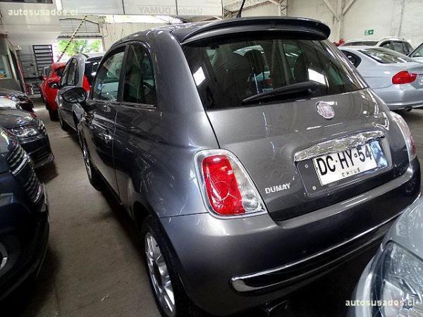 Fiat 500 SPORT 1.4 año 2011