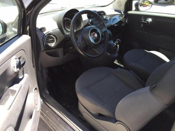 Fiat 500 1.2 POP año 2011