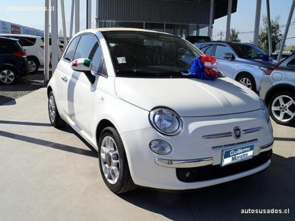 Fiat 500 1.2 CABRIO año 2013