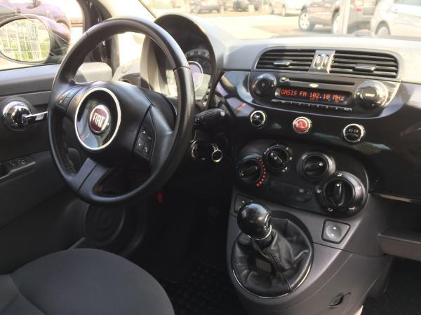 Fiat 500 500 año 2013