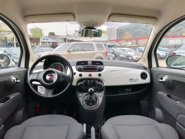 Fiat 500 1.2 año 2014