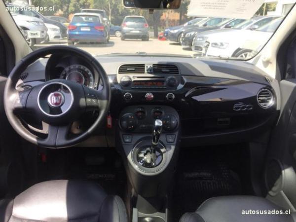 Fiat 500 CINQUECENTO año 2014