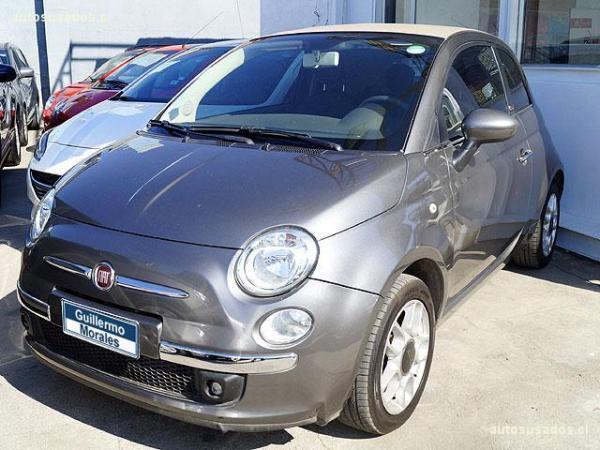 Fiat 500 1.2 CABRIO año 2015