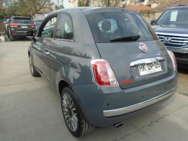Fiat 500 1.2 MT 39.000KMS año 2015