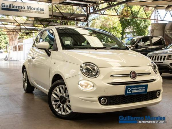Fiat 500 1.2 AT año 2016