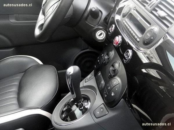 Fiat 500 LOUNGE año 2016