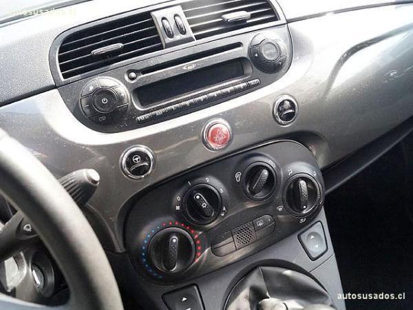 Fiat 500 1.2 año 2016