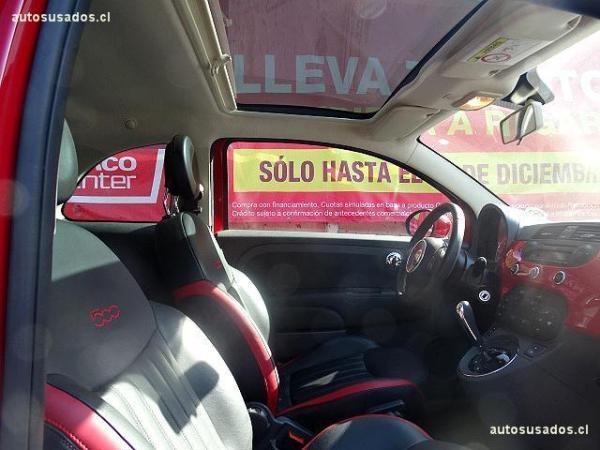Fiat 500 1.4 año 2016