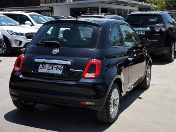 Fiat 500 1.2 año 2017