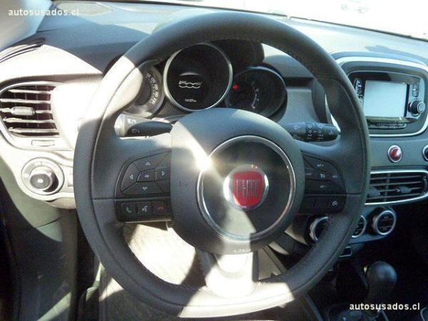 Fiat 500 CROSS TCT 1.4 año 2017