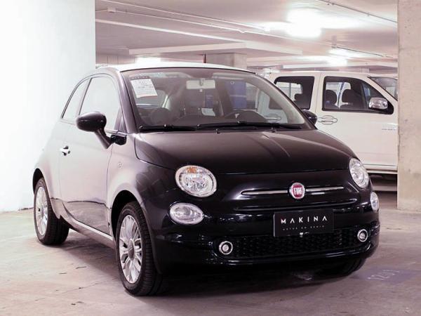 Fiat 500 CABRIO 15.000 año 2018