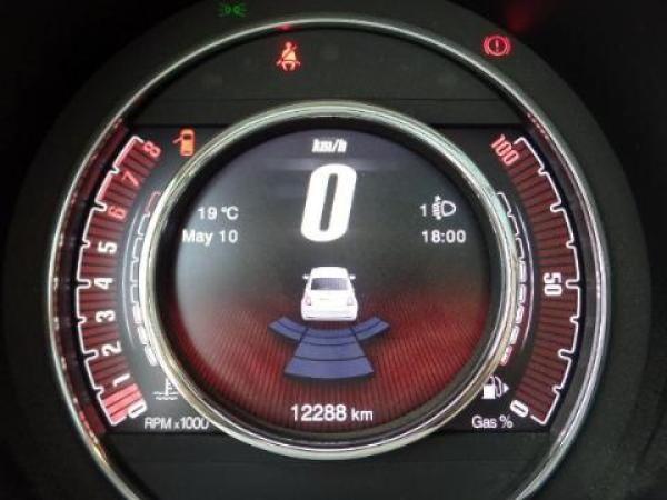 Fiat 500  año 2018