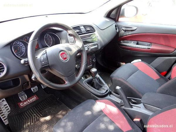 Fiat Bravo Sport 1.4 año 2015
