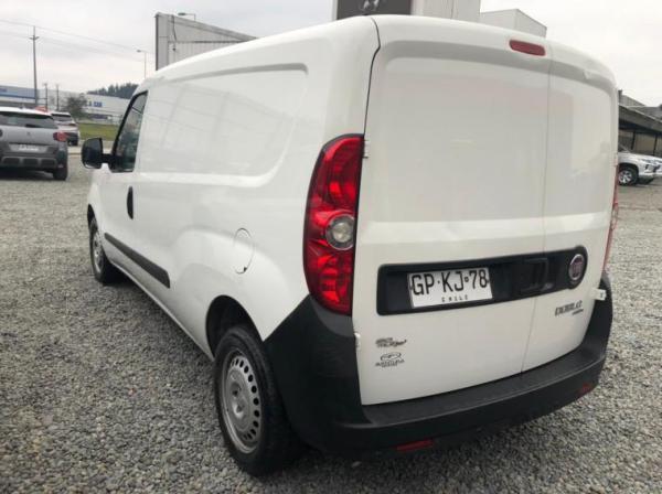 Fiat Doblo MAXI CARGO año 2014