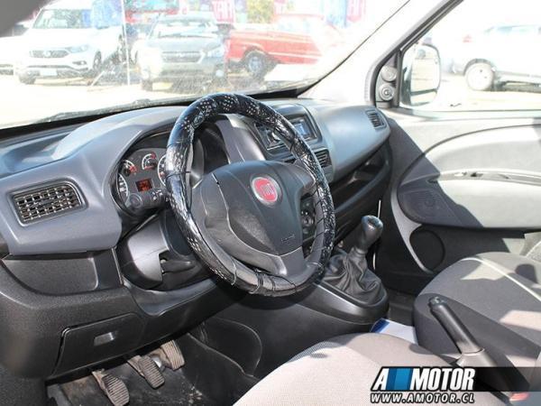 Fiat Doblo Doblo 1.3 año 2014