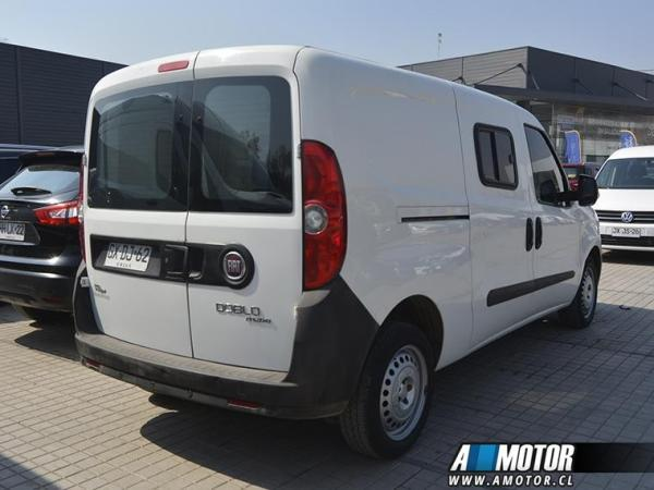 Fiat Doblo Doblo Cargo Maxi Multijet año 2016