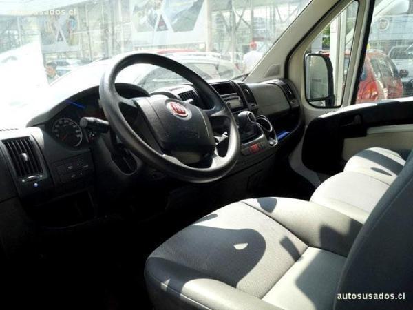 Fiat Ducato 2.3 año 2013