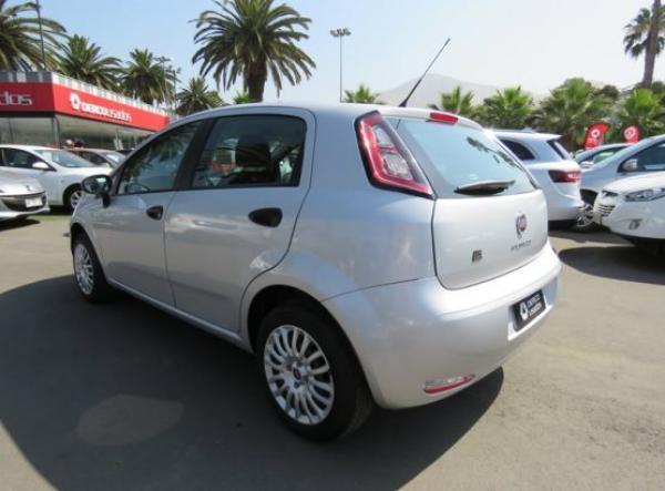 Fiat Fiat GRANDE PUNTO - año 2014