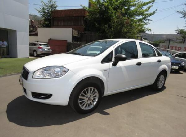 Fiat Fiat EXL año 2014