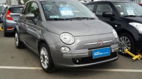 Fiat Fiat 500 1.2 año 2014