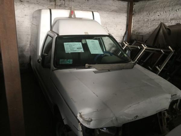 Fiat Fiorino CHOCADA año 2009