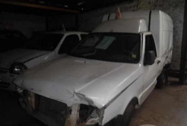 Fiat Fiorino 1.2 año 2009