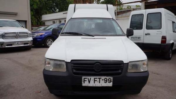 Fiat Fiorino 1.3 año 2013