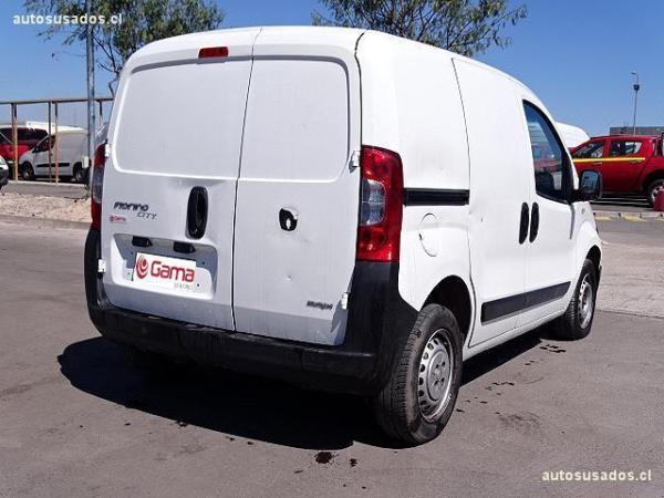 Fiat Fiorino CITY 1.3 año 2014