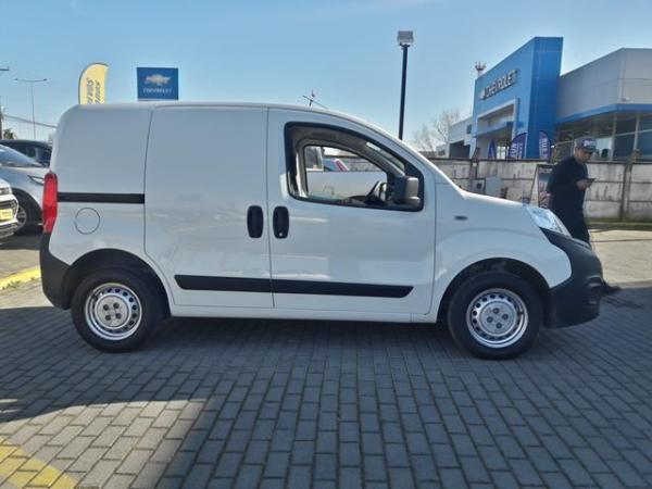 Fiat Fiorino FIORINO CITY 1.2 año 2017