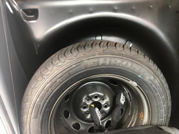 Fiat Fiorino 1.4 FIRE año 2017