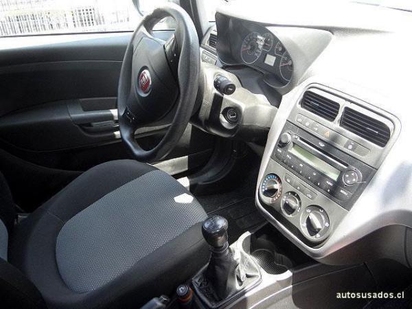 Fiat Grande Punto  año 2012