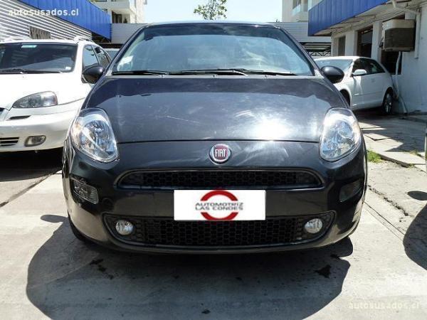 Fiat Grande Punto NEW año 2013