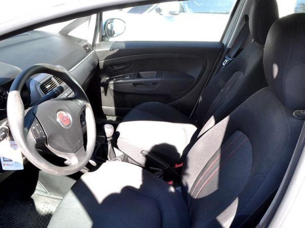 Fiat Grande Punto  año 2013