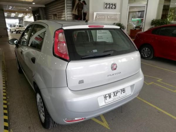 Fiat Grande Punto GRANDE PUNTO año 2013