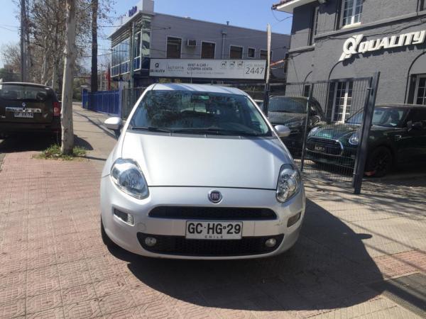 Fiat Grande Punto 1.4 año 2014