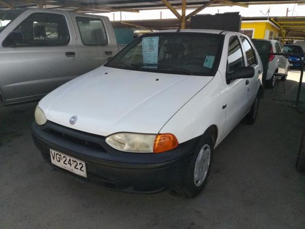 Fiat Palio YOUNG 1.3 año 2002