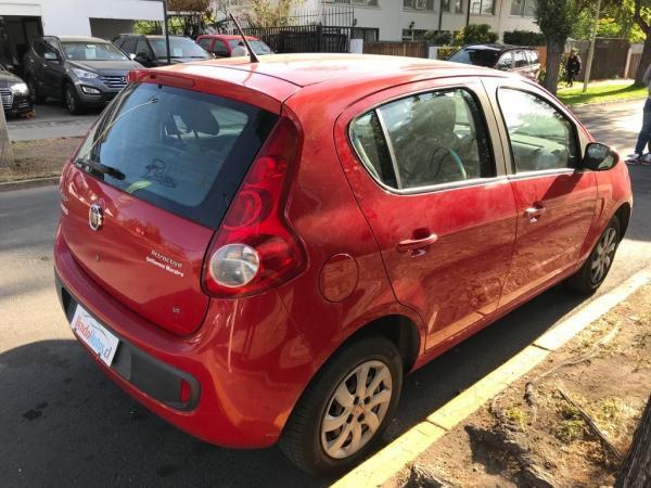 Fiat Palio 1.4 Evo Attractive AA año 2014