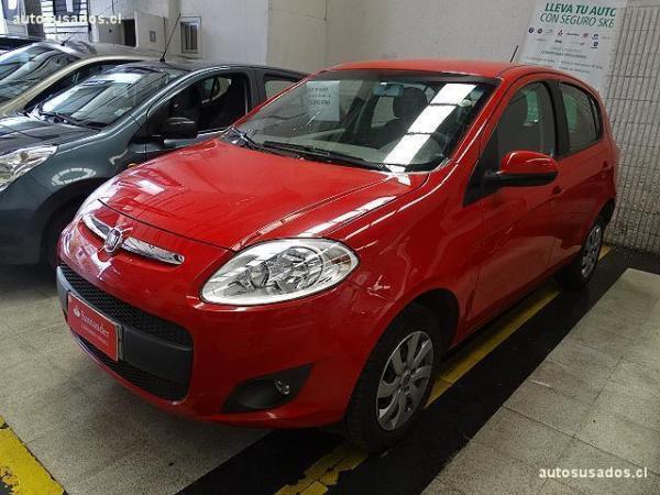 Fiat Palio ATTRACTIVE año 2016